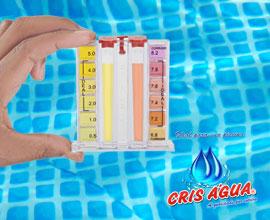 Medição de pH da Piscina